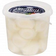 Сыр «Моццарелла» в заливке, 50%, 620 г.