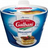 Сыр творожный «Galbani» Mascarpone, 80%, 500 г