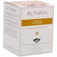 Чайный напиток «Althaus Pyra Pack» тоффи ройбуш, 15 пакетиков.