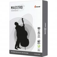 Бумага «Maestro Standard» A4, 500 листов
