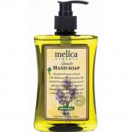 Мыло жидкое «Melica» для рук, с запахом лаванды, 500 мл.