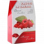 Соль с пеной «Frutti in Crema» для ванн, малина в сливках, 500 г.