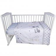 Комплект постельного белья «Топотушки» Друзья, 3 предмета, серый.
