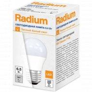Светодиодная лампа «Radium» RL-P60 6.5W/830 230V E27.