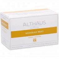 Чайный напиток «Althaus Deli Packs» баварская мята, 20 пакетиков.