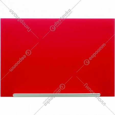 Магнитная доска «Nobo» 1905185, красная