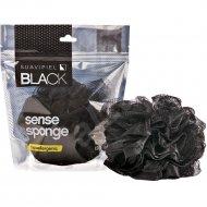 Мочалка «Suavipiel» Black sense sponge.