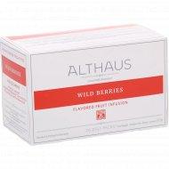 Чайный напиток «Althaus Deli Packs» уайлд бэрриз, 20 пакетиков.