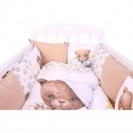 Комплект постельного белья «Топотушки» Пижамная вечеринка, 3 предмета.