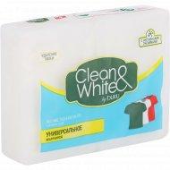 Мыло хозяйственное «Clean & White» классическое, 2х115 г