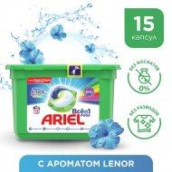 Капсулы для стирки «Ariel» Touch of Lenor Fresh, 15х28.8 г