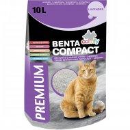 Наполнитель для туалета «Comfy» Benta Compact, Lavender, 10 л