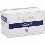 Чай черный «Althaus Deli Packs» Даржилинг Кастелтон, 20 пакетиков.