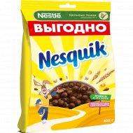 Готовый завтрак «Nesquik» шоколадные шарики, 500 г.