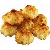 Печенье сдобное «Кокосовые пирамидки» 1 кг., фасовка 0.3-0.35 кг