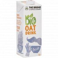 Напиток овсяный «Bio Oat Drink» Barista, 1 л.