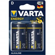 Батарейка «Varta» LR20 4120