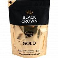 Кофе растворимый «Black Crown» сублимированный, 150 г