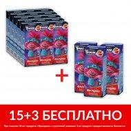 Коктейль молочный «Френдики» клубника, 2%, 18х210г.