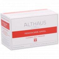 Чайный напиток «Althaus Deli Packs» персидское яблоко, 20 пакетиков.