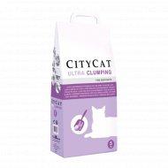 Наполнитель для кошачьих туалетов «CITYCAT ULTRACLUMPING» 5 к.