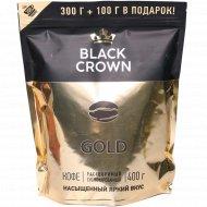 Кофе растворимый «Black Сrown» сублимированный, 400 г.