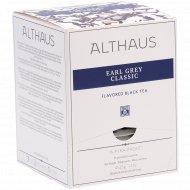Чай черный «Althaus Pyra Pack» эрл грей классик, 15 пакетиков.