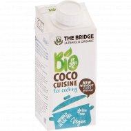 Сливки кокосовые «The Bridge» органические, 200 мл