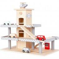 Гараж с машинками «Eco Toys» CA12104