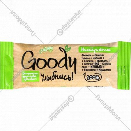 Батончик фруктово-ореховый «Goody» настроение, 35 г.