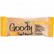 Батончик фруктово-ореховый «Goody» фитнес, 35 г.