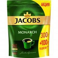 Кофе «Jacobs Monarch» растворимый 400 г.
