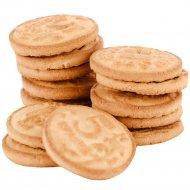 Печенье сахарное «Доходное» 1 кг., фасовка 0.3-0.35 кг