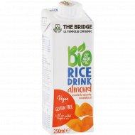 Напиток рисовый «The Bridge» с миндалем, органический, 250 мл