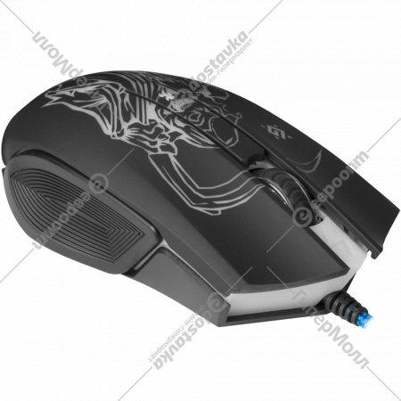 Проводная игровая мышь Ghost GM-190L.