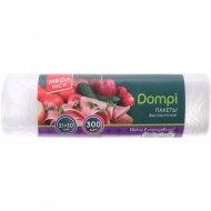 Пакеты фасовочные «Dompi» 300 шт
