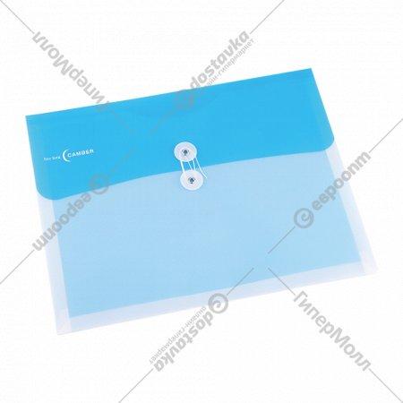 Папка-конверт на шнурке, А4, 5512.