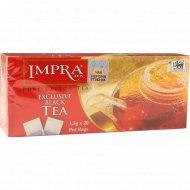 Чай черный «Impra» 20 пакетиков.