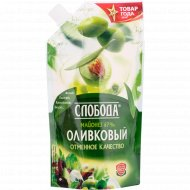 Майонез «Слобода» оливковый, 67%, 200 мл
