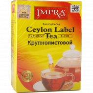 Чай черный «Impra» крупнолистовой 80 г.