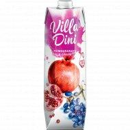 Нектар «Villa Dini» гранатово- виноградный 1 л.
