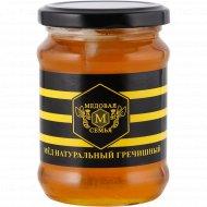 Мёд «Медовая семья» гречишный, 350 г.