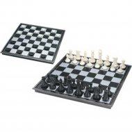 Шахматы + шашки с доской.