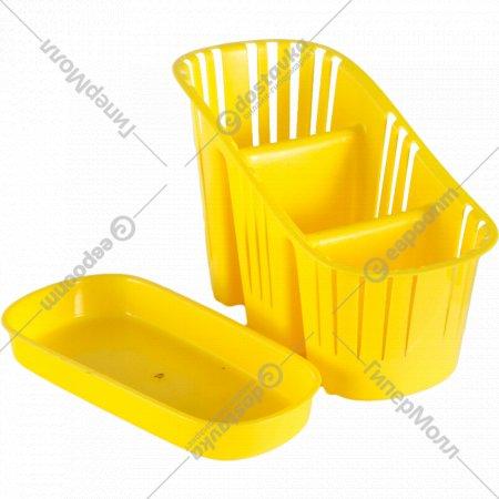 Сушилка для столовых приборов, 3 секции.