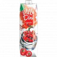 Сок «Villa Dini» томатный с солью, 1 л.