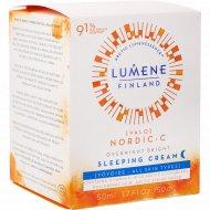 Крем-сон ночной «Lumene» Valo, с витамином С, 50 мл