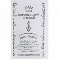 Редька «Зимняя круглая черная» 1 г.