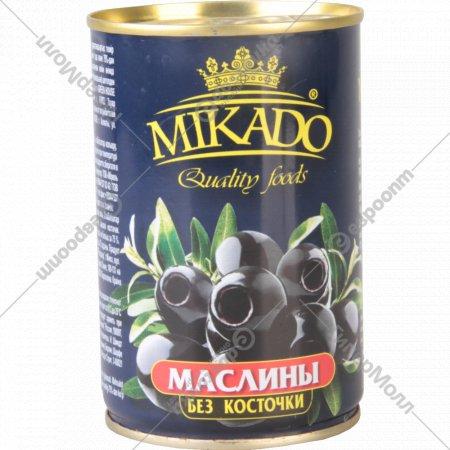 Маслины «Mikado» без косточки, 300 г.
