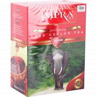Чай черный «Impra» premium, цейлонский крупнолистовой, 80 г