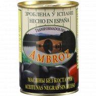 Маслины «Transformados del Ambroz» без косточек, 280 г.